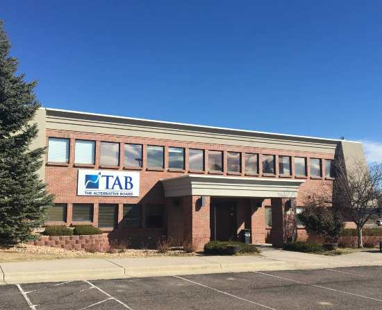 Picture of TAB home office building in Westminster, Colorado